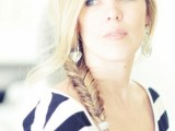 10 Cool Ideas To Do Fishtail Hairstyle 2