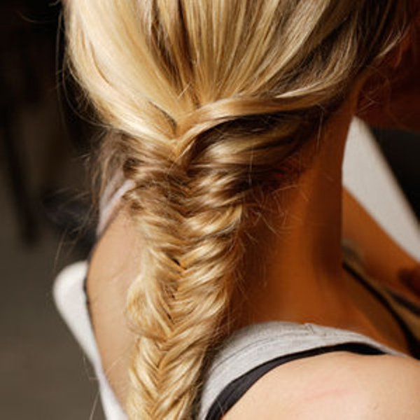 Picture Of Cool Ideas To Do Fishtail Hairstyle 4