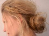 10 Cool Ideas To Do Fishtail Hairstyle 5