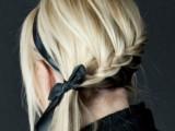 10 Elegant Looks With Black Headband5
