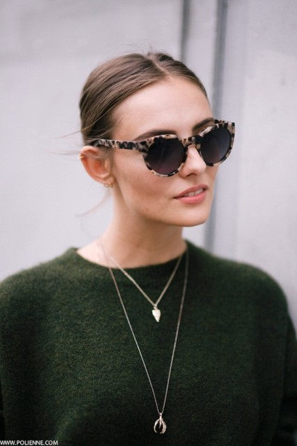 Looks With Cat Eye Sunglasses For This Spring