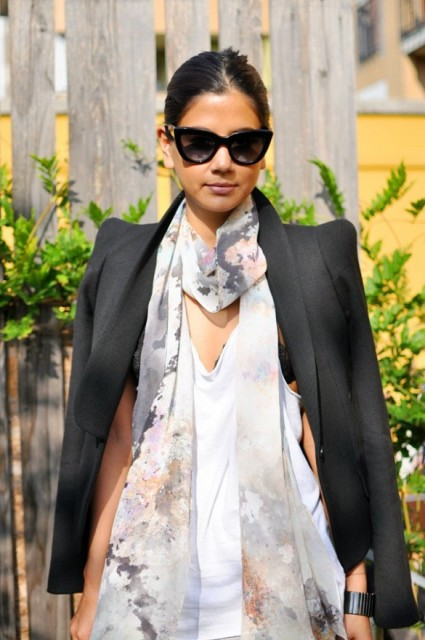 Picture Of Looks With Cat Eye Sunglasses For This Spring 6