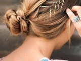 10 Morning Hairstyles You Can Make in 5 Minutes10