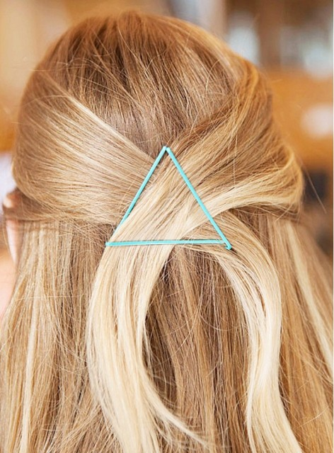 Picture Of Morning Hairstyles You Can Make in 5 Minutes 3