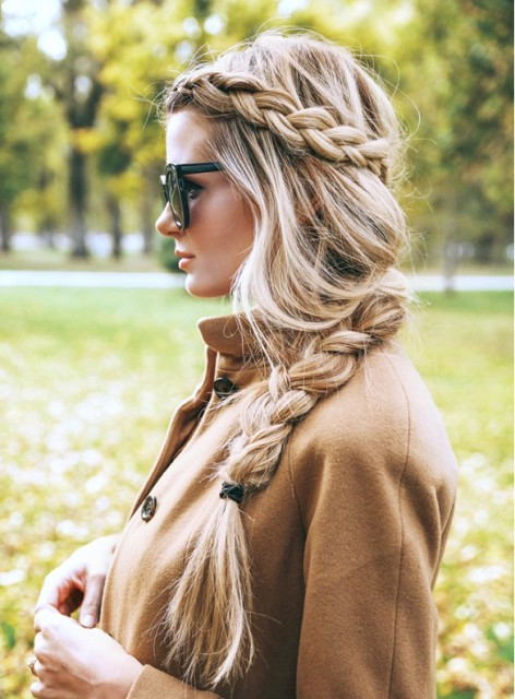 Picture Of Morning Hairstyles You Can Make in 5 Minutes 4