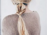 10 Morning Hairstyles You Can Make in 5 Minutes5