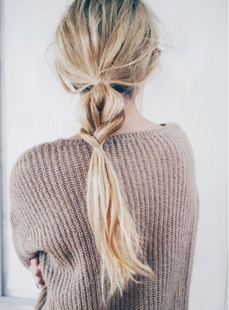 Picture Of Morning Hairstyles You Can Make in 5 Minutes 5