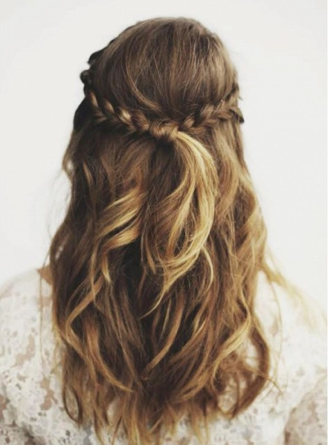 Picture Of Morning Hairstyles You Can Make in 5 Minutes 6