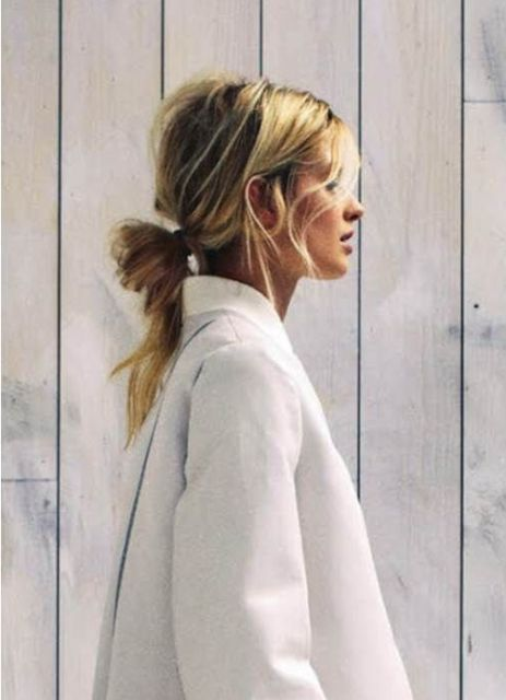 Picture Of Morning Hairstyles You Can Make in 5 Minutes 8