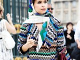 10 Original Ways To Wear A Scarf