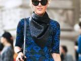10 Original Ways To Wear A Scarf8