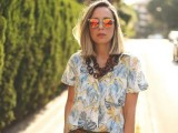 10 Summer Outfits With Tropical Prints10