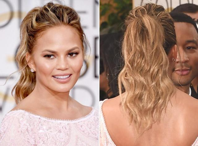 Picture Of Trendy Ponytail Ideas This Spring 4