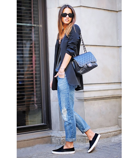 Picture Of Ways To Wear Sneakers 7