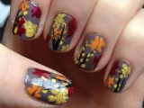 Autumn Inspired Nails 4