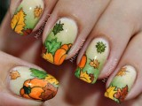 Autumn Inspired Nails 5