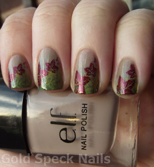 Autumn Inspired Nails 6 (via girlshue)