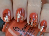 Autumn Inspired Nails 8