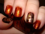 Autumn Inspired Nails 9