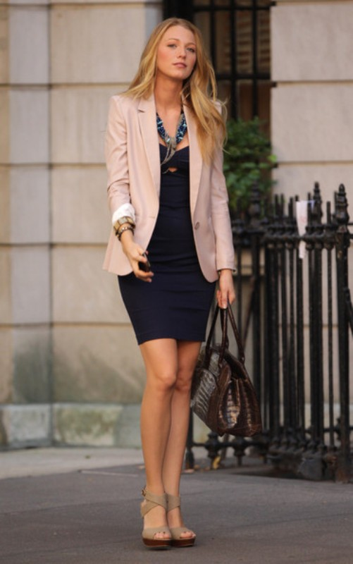 Picture Of best everyday looks of blake lively  2