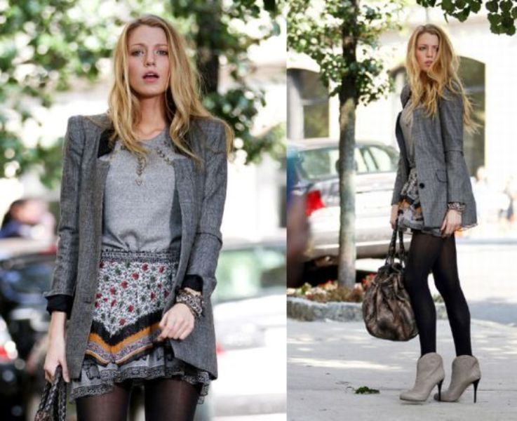 Picture Of best everyday looks of blake lively  5