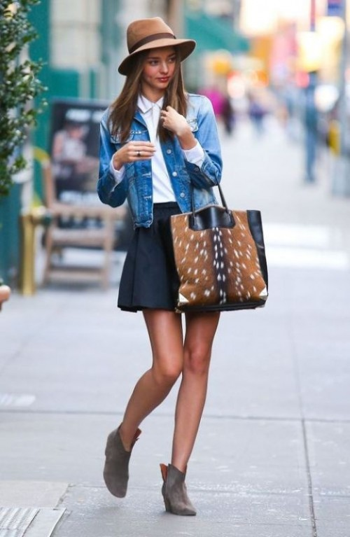 10 Best Everyday Looks Of Miranda Kerr