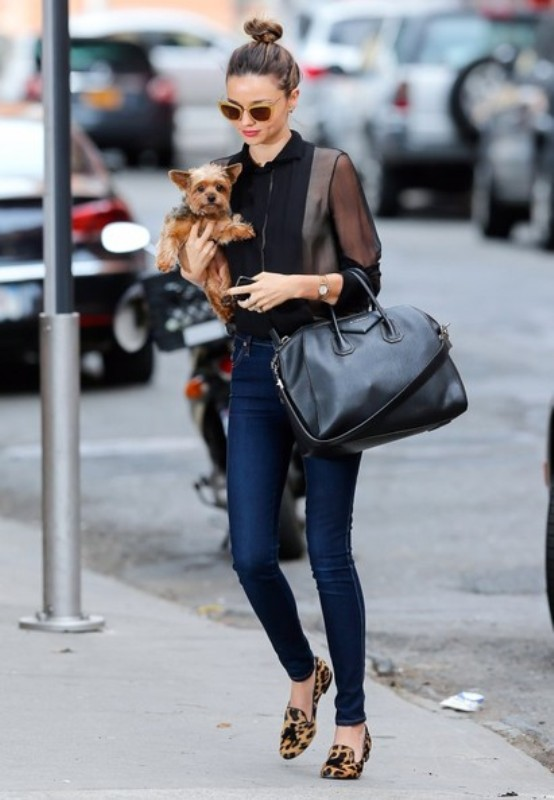 Picture Of best everyday looks of miranda kerr  2