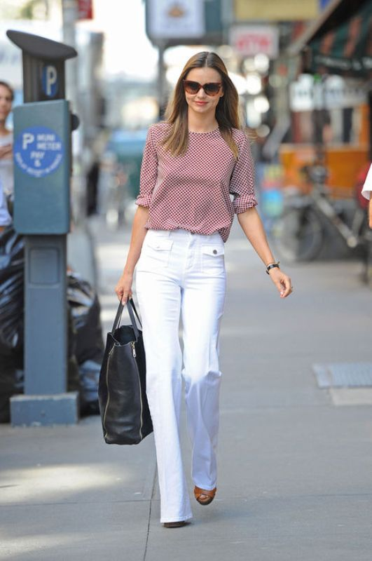Picture Of best everyday looks of miranda kerr  6