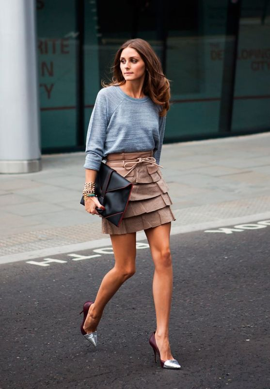 Picture Of best everyday looks of olivia palermo  1