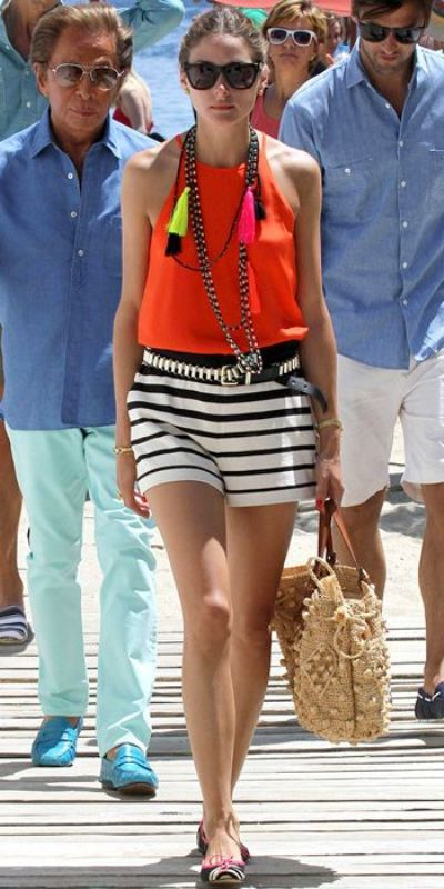 Picture Of best everyday looks of olivia palermo  3