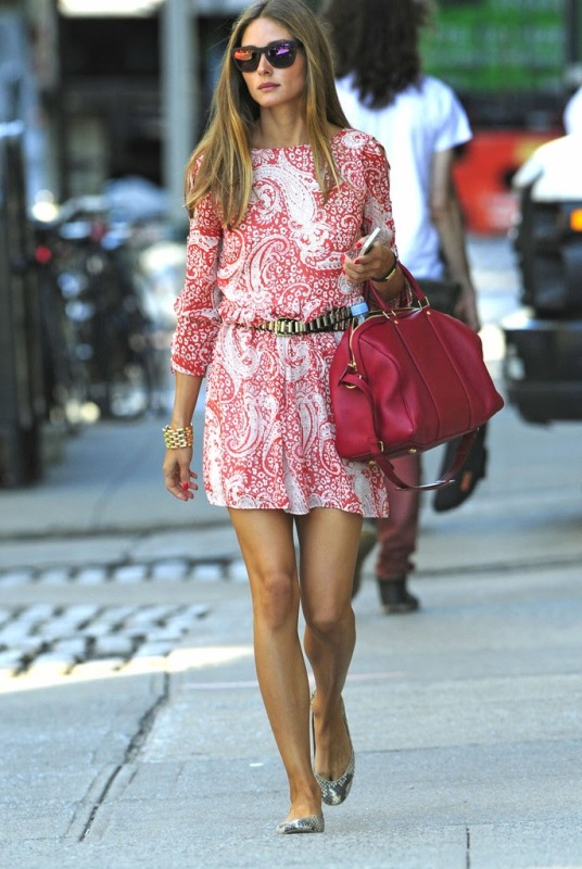 Picture Of best everyday looks of olivia palermo  6