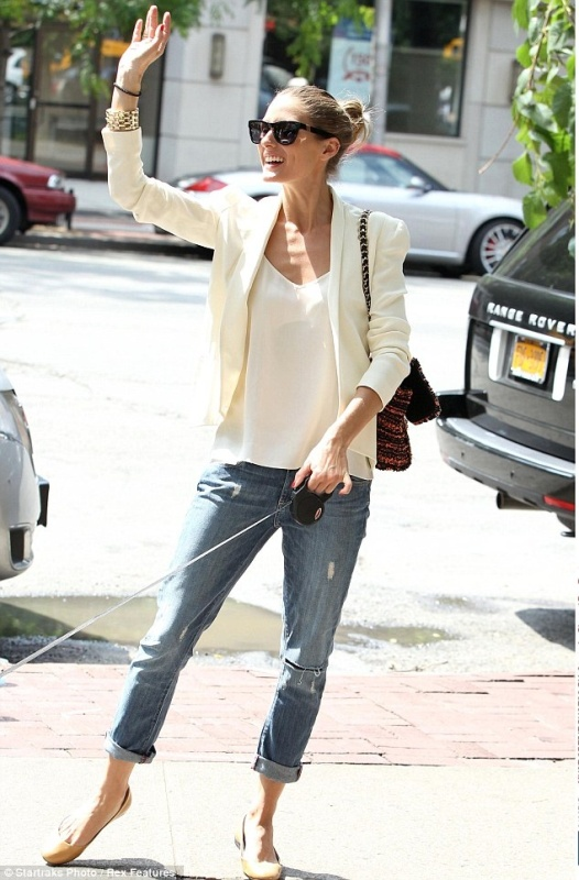 Picture Of Best Everyday Looks Of Olivia Palermo 7
