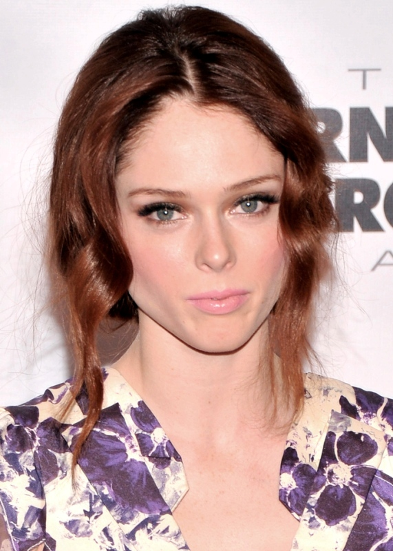 Picture Of best hair and makeup looks of coco rocha  10