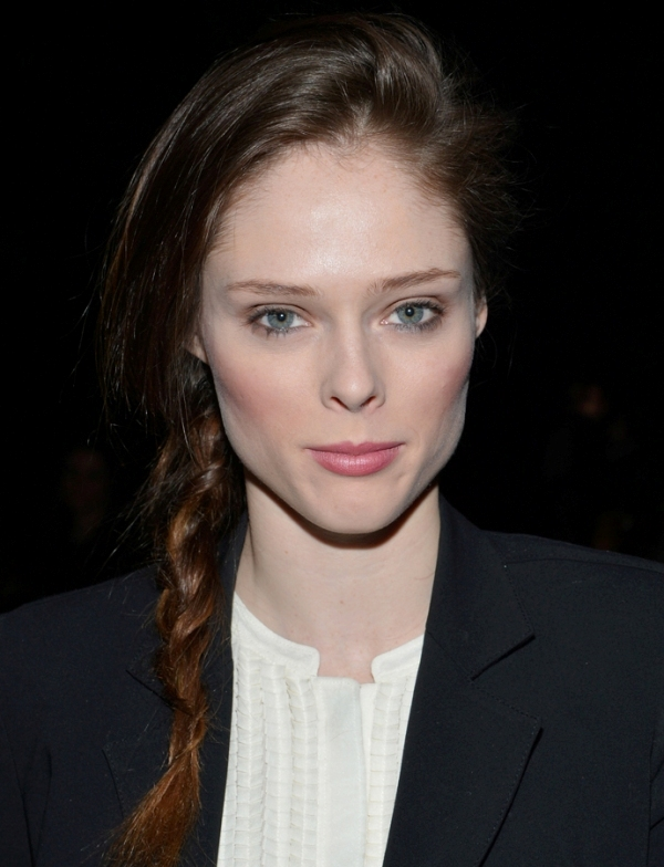 Picture Of best hair and makeup looks of coco rocha  7