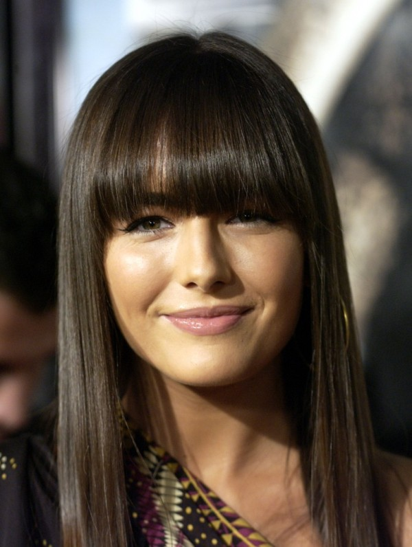 Picture Of inspiring bang hairstyles to try now  10