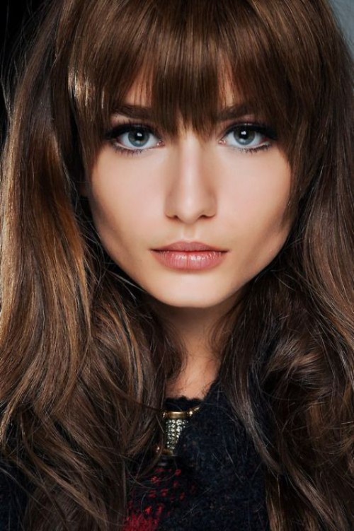 Inspiring Bang Hairstyles To Try Now