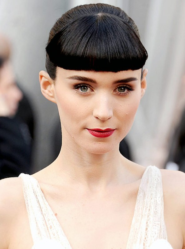 Picture Of inspiring bang hairstyles to try now  8