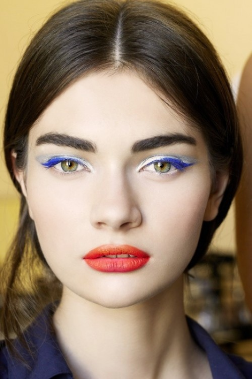 10 Non-Traditional Ways To Wear Your Eyeliner