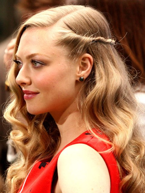 Picture Of Pretty Hairstyles For Date 9