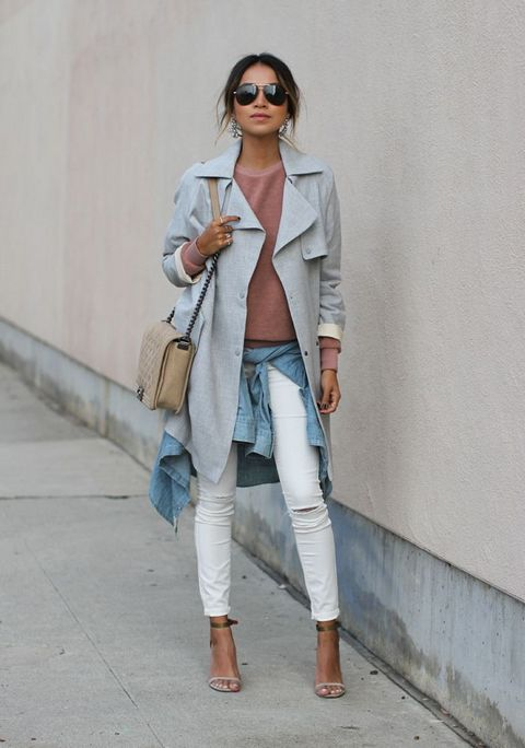 Minimal Neutral Chic Looks For Every Day