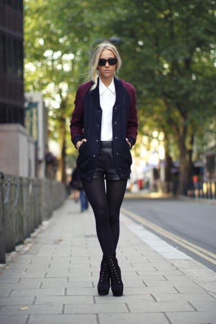 Stylish Ways To Wear Platform Boots