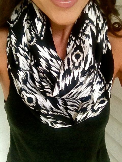 Trendy Scarves For This Fall