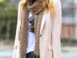 12 Trendy Scarves For This Fall7