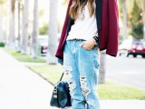 13 Ideas How To Dress Up Your Jeans For A Party 3