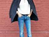 13 Ideas How To Dress Up Your Jeans For A Party 8