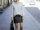 13 Mainstream Work Outfits With Sneakers7