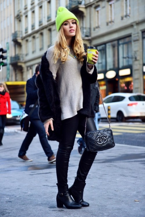 13 Awesome Ways To Wear Neon Everyday