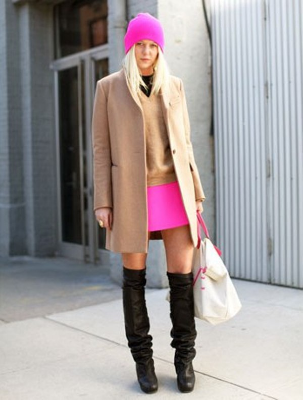 Picture Of awesome ways to wear neon everyday  11
