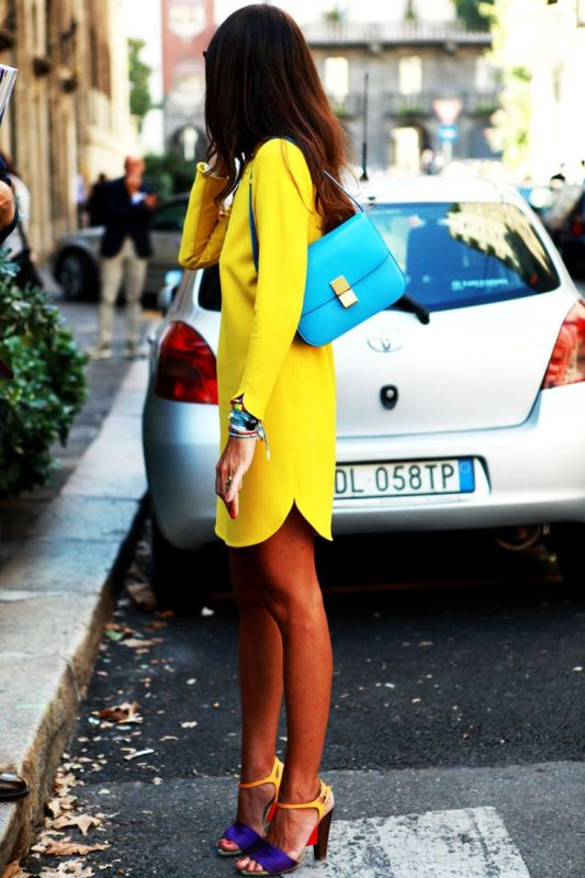 Picture Of awesome ways to wear neon everyday  9