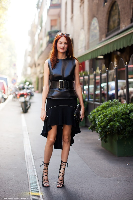Picture Of chic and stylish ways to wear an oversized belt  3
